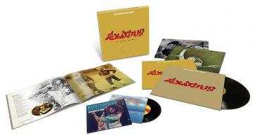 ボブ・マーリー&ザ・ウェイラーズの名盤『エクソダス』の40周年記念盤発売決定
