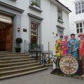 アビイ・ロードで行われた『Sgt. Pepper』リミックス試聴会