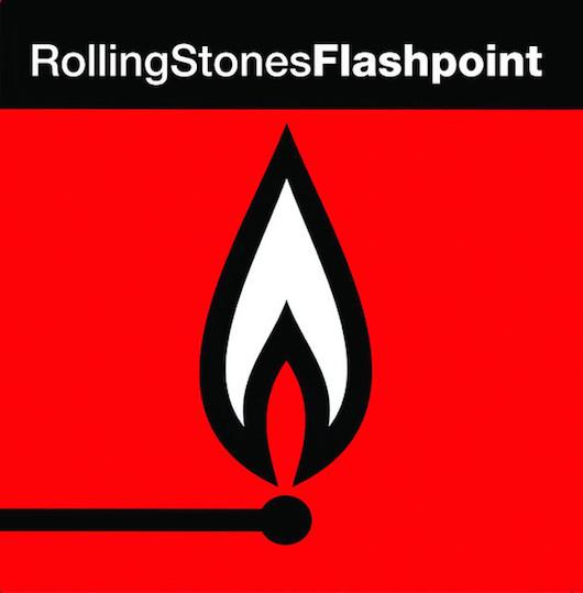 ザ ローリング ストーンズ 1991年の flashpoint udiscoverjp