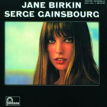 reDiscover:ジェーン&セルジュ『JANE BIRKIN-SERGE GAINSBOURG』