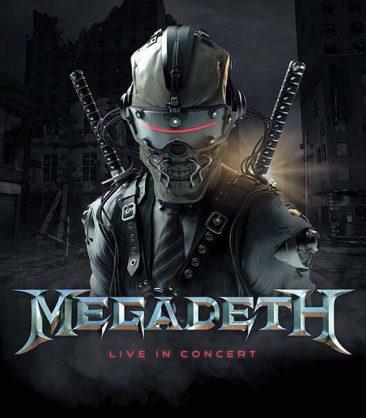 メガデスが、メシュガー等をゲストに招いた全米ツアーを発表