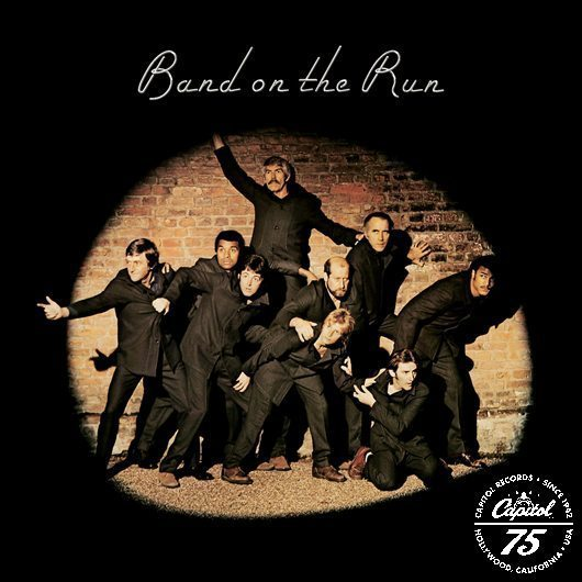 ナイジェリアで録音されたウィングスの最高傑作『Band On The Run』