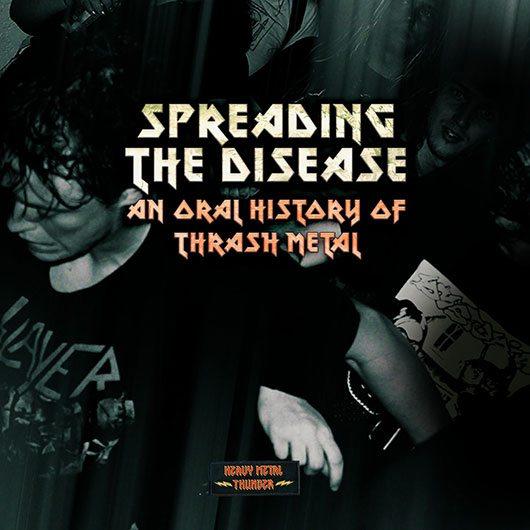 狂気のスラッシュ感染:発言から読み解くスラッシュ・メタル史