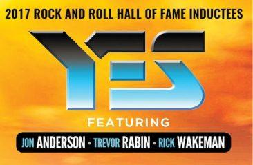 アンダーソン、ラビン、ウェイクマンの3人が「Say Yes」