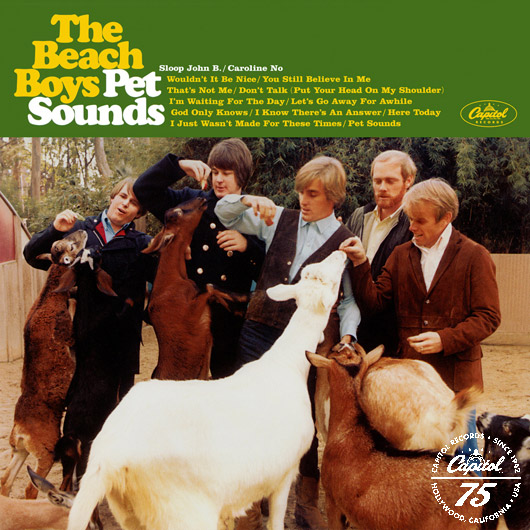なぜ、ビーチ・ボーイズの『Pet Sounds』が芸術品であり続けるのか?