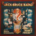 クリーム時代をほうふつさせるジャック・ブルースの隠れた名盤『How's Tricks』