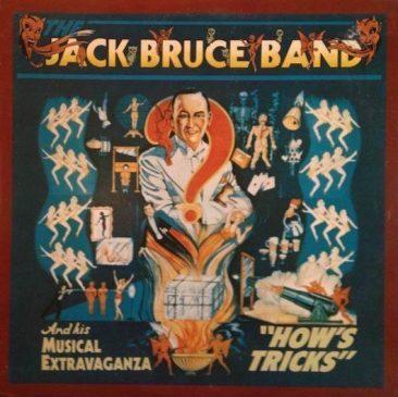 ジャック・ブルース『How's Tricks』