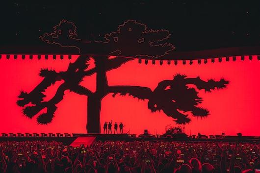U2、ヨシュア・トゥリー・ツアー2017がヴァンクーバーからスタート