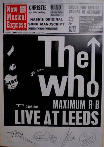 ザ・フーの金字塔『Live At Leeds』を明らかにする