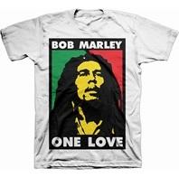 ボブ・マーリー、オフィシャルTシャツの販売が決定!