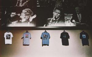 Blue Note Records x Takeo Kikuchiアーティスト・コラボ・Tシャツ
