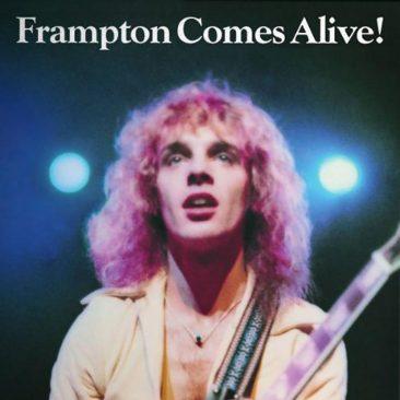 アメリカだけで800万以上も売れた全米1位のライブ盤、ピーター・フランプトン『Frampton Comes Alive!』