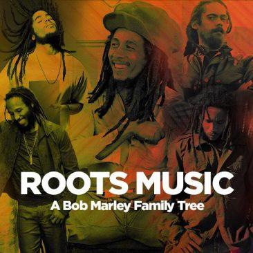 ルーツ・ミュージック:ボブ・マーリーの家系図