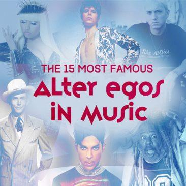 音楽史で最も有名な15人のオルター・エゴ(第二の自我)