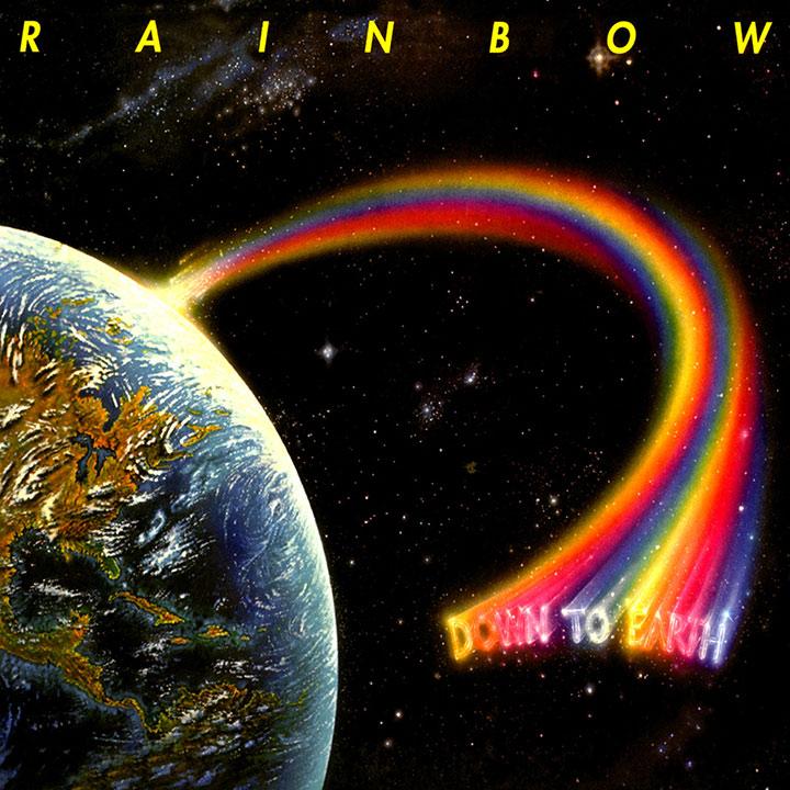 レインボー『Down To Earth』解説:バンド初のヒットを生み出した作品
