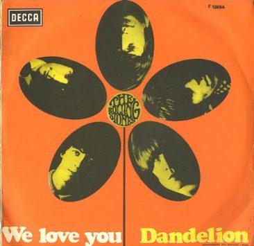 ジョンとポールがヴォーカル参加したストーンズの「We Love You」