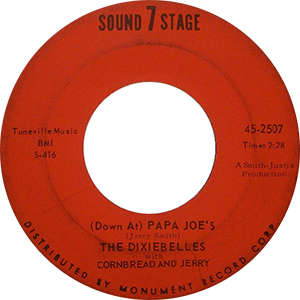 The-Dixiebelles-Charmels-Down-At-Papa-Joes-Record-Label-300-web