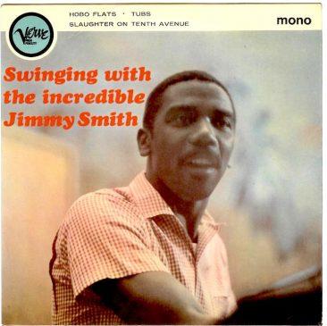 オルガンの天才ジミー・スミスのレアなUKチャート入り