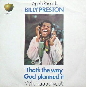 クラプトン、ハリスン、キースそしてベイカーがビリー・プレストンのヒット曲に集結
