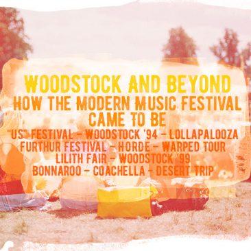 ウッドストック以降:現代のミュージック・フェスティバルはいかに変貌を遂げたか