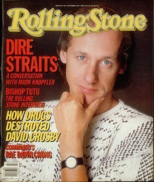 Dire-Straits-Rolling-Stone