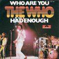 ザ・フー『Who Are You』 キース・ムーン最後のアルバム