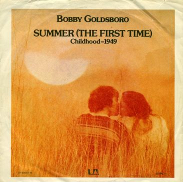 ボビー・ゴールズボロの暑い午後、「Summer (The First Time)」のヒット
