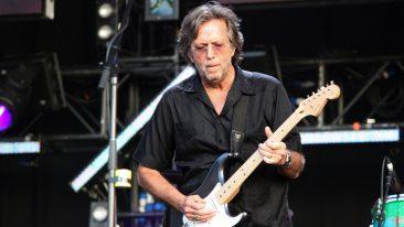 クラプトンの新しいドキュメンタリー『Eric Clapton: Life In 12 Bars』がトロント国際映画祭で上映