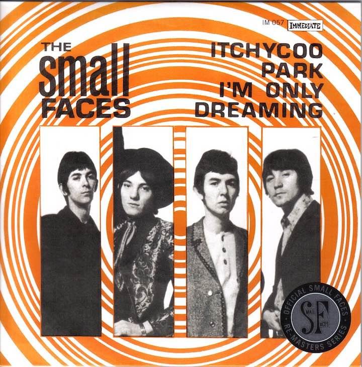 1967年のヒット曲、スモール・フェイセスの「Itchycoo Park」
