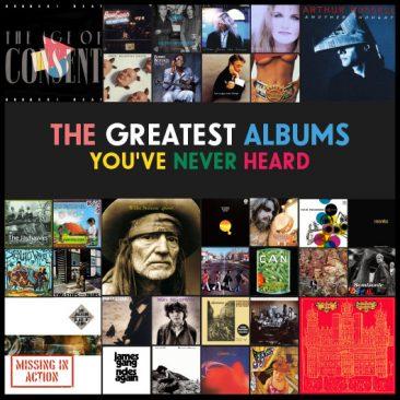 あなたが聴いたことのない史上最高のアルバム36枚