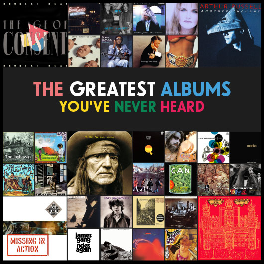 """あなたが""""たぶん""""聴いたことのない史上最高のアルバム36枚"""