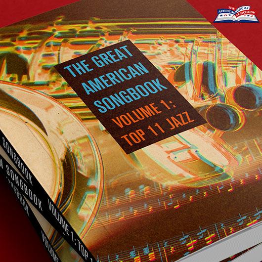 グレイト・アメリカン・ソングブック、第1巻:TOP11ジャズ