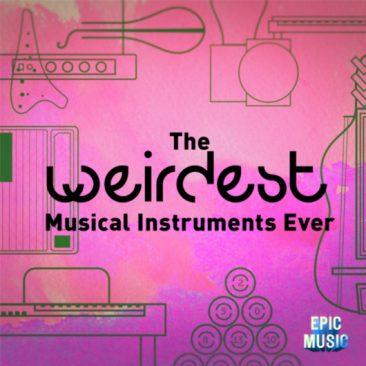 史上最も奇妙な楽器リスト15選:テルミンからオプティガン、トランシアフォーンまで