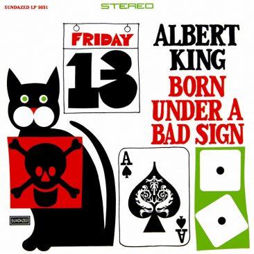 アルバート・キングとブッカー・T&ザ・MGsが生み出したSTAXの名作『Born Under A Bad Sign』