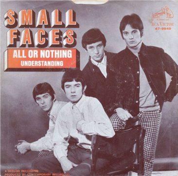 「初めてのちゃんとしたレコード」とスティーヴ・マリオットが語ったスモール・フェイセスの「All Or Nothing」