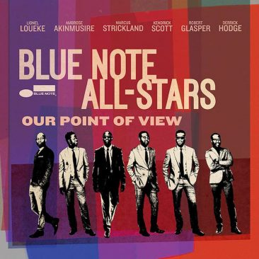 ブルーノート・オールスターズによる彼らの『Point Of View』