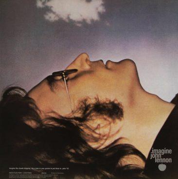 全米チャートデビュー163位から1位に上り詰めたジョン・レノンの名作『Imagine』