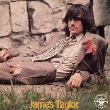 デモを聴いたポールとジョージが心を奪われたジェイムス・テイラーのデビュー・アルバム