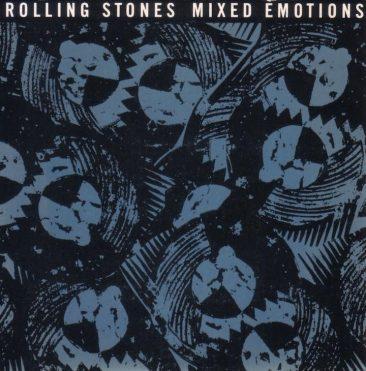 約8年ぶりのツアーで大ヒットとなったザ・ローリング・ストーンズの「Mixed Emotions」と『Steel Wheels』