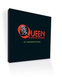Queen NOTW 3D Box