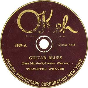 Sylvester-Weaver-Guitar-Blues