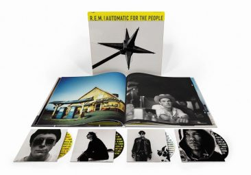 R.E.M.『AUTOMATIC FOR THE PEOPLE』25周年記念盤が発売。ドルビー・アトモスの収録はメジャー初