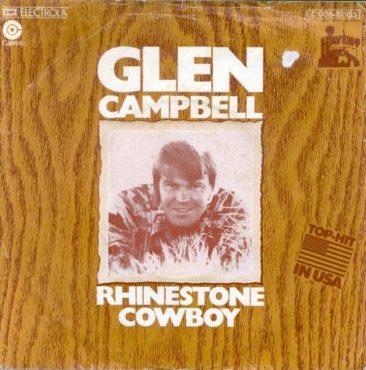 グレン・キャンベル「Rhinestone Cowboy」14年の時を経てNo.1ポップ獲得