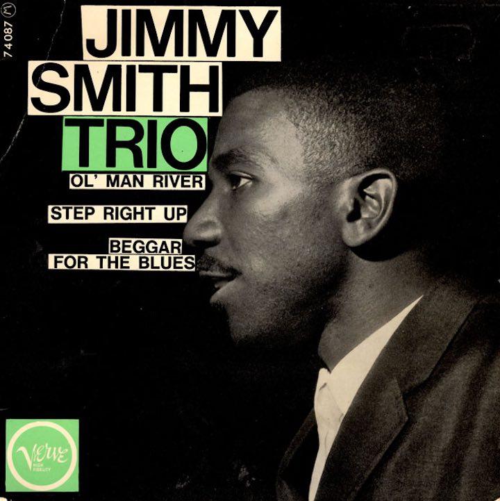 ジミー・スミスがカバーしたミュージカル『ショウボート』の「Ol Man River」