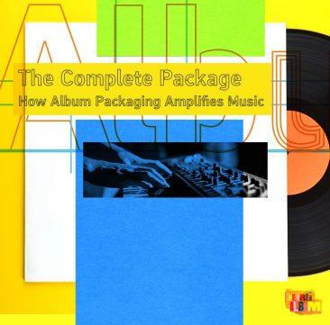 工夫とアイデアとコスト:奇妙で素敵な音楽パッケージの変遷