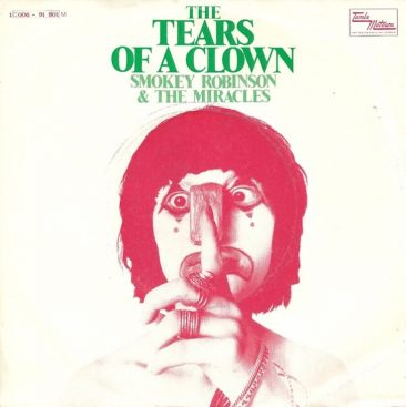 ファンクラブの代表が発掘して1位になった埋もれた名曲:スモーキー・ロビンソン「Tears Of A Clown」