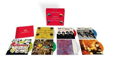 ザ・ビートルズが『クリスマス・レコード・ボックス』と『サージェント・ペパーズ』ピクチャー・ディスク、そして初のハイレゾ配信を発表