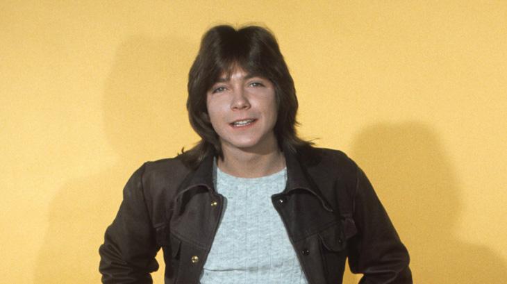 70年代のティーンアイドル、デイヴィッド・キャシディ死去