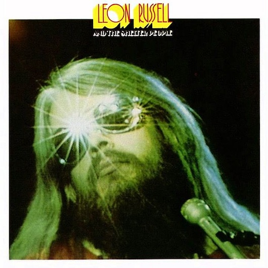 reDiscover:レオン・ラッセル『Leon Russell & The Shelter People』
