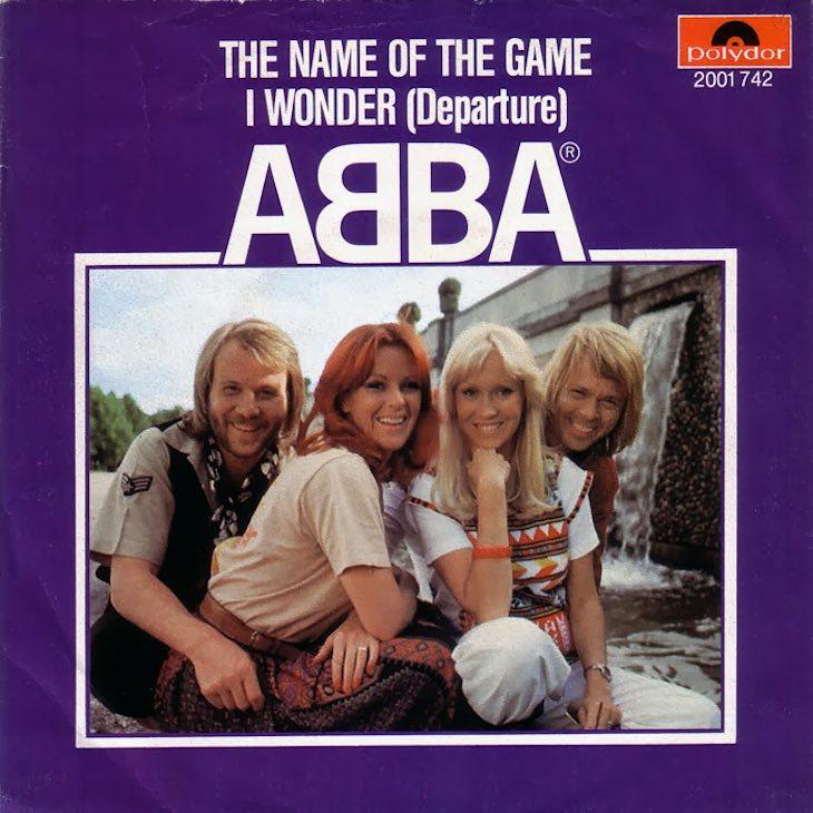 アバがまたも「The Name Of The Game」でNo.1